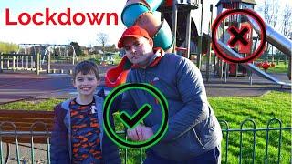 Coronavirus UK Lockdown | Covid 19 Social Distancing