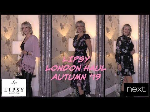 LIPSY LONDON HAUL | AUTUMN '19