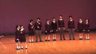 路德會協同中學music day 約書亞團