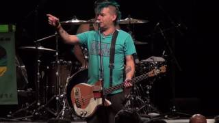 NOFX  -  Drugs Are Good [HD] 18 AUGUST 2013