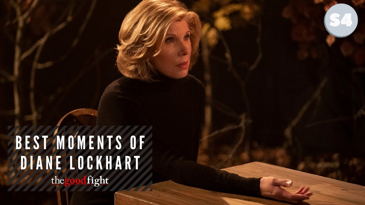 Download Best Moments of Diane Lockhart - The Good Fight | season 4 - Everybody wants to rule the world