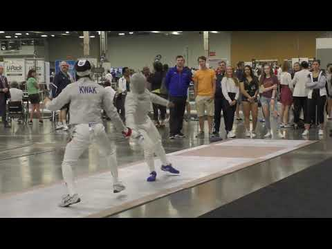 Columbus SMS 2019 - L8 - Zaheer Booth V Danny Kwak (Partial)