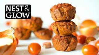 No Music Quinoa Sundried Tomato Muffins Gluten-free Recipe