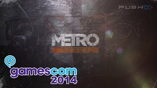 Metro Redux (PS4) GamesCom 2014 Trailer