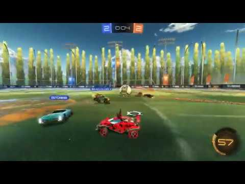 Gaming Moments - Rocket League - Only in Solo Standard
