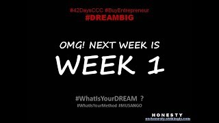 Gambar cover DRIIIING!!! It's TIME for H BUSINESS MONEY #42DaysCCC