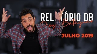 RELATÓRIO DB - JULHO 2019