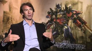 Transformers: Dark Of The Moon - Michael Bay