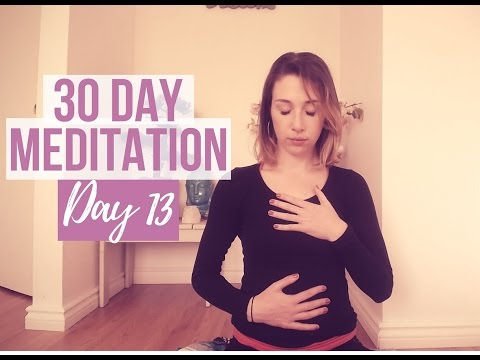 Stress Relief Meditation - Day 13/30 Day Meditation Challenge