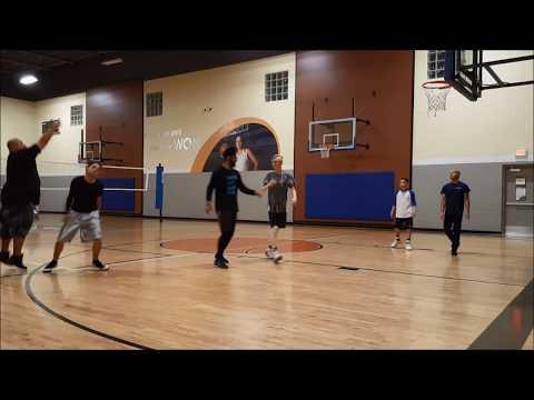 3v3 Ball is Life at 24 hr basketball gym (pick up game 3)