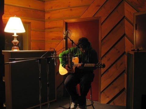 John Mayer - Slow Dancing In A Burning Room (Gareth Bush Cover)