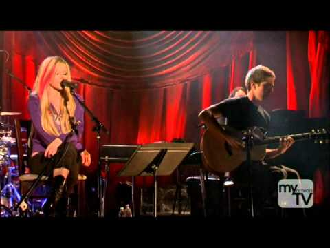 Avril Lavigne - Complicated [Live in Roxy Theatre - Acoustic]