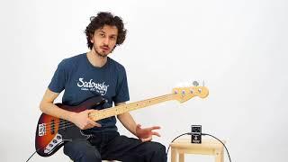 Sadowsky SBP 2 Bass Preamp Pedal Review and Demo