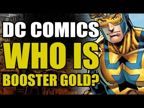 DC Comics: Who Is Booster Gold?
