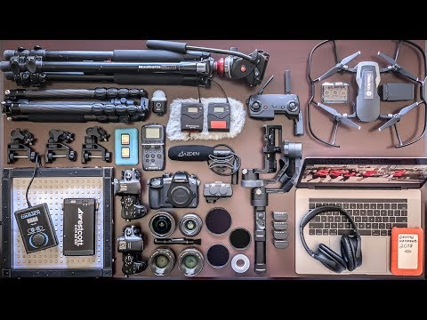 How I Pack 66 lbs. of Carry-On Camera Gear