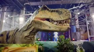 Giant Dinosaur Park Adventure! Dinosaurs for Kids