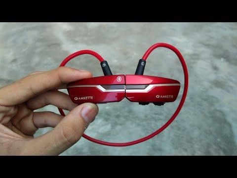 Amkette Trubeats Slix Wireless Headphones: Review!