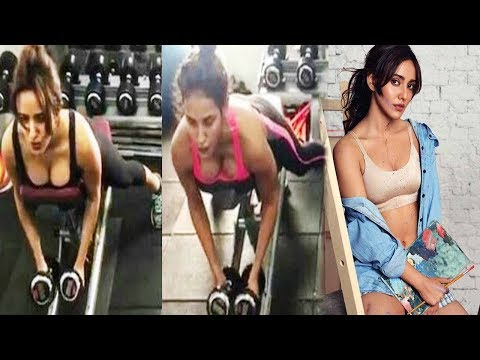Neha Sharma's Workout | Bollywood Actress HOT Workout