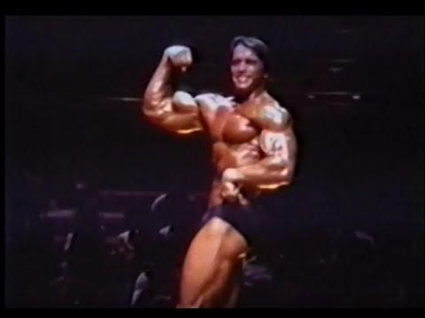 Rare Footage of 1980 Mr. Olympia
