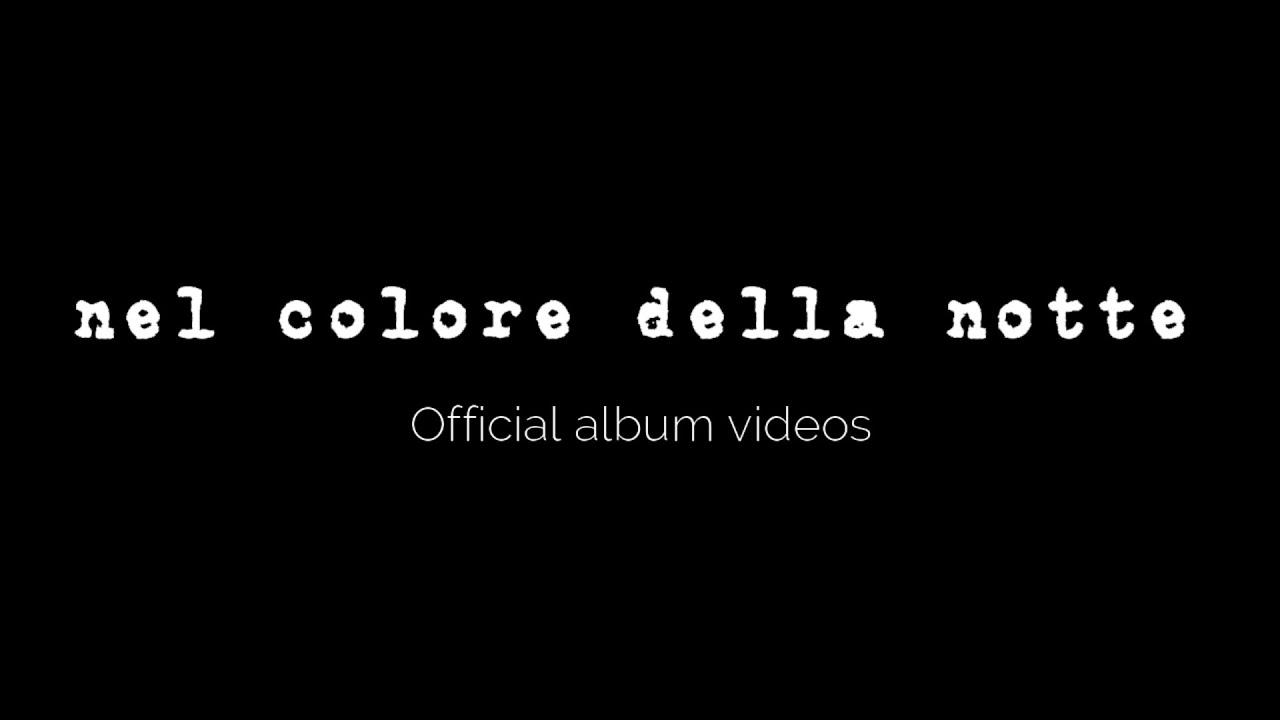 Cortez Nel Colore Della Notte official album videos