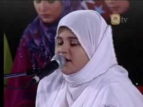 Ab mere negahoon main naat by Sadia Kazmi