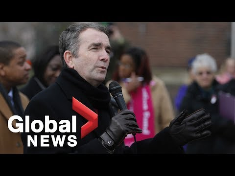 Virginia Gov. Ralph Northam makes statement amid racist photo controversy