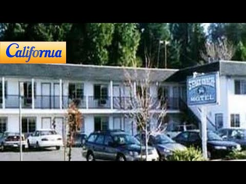 Stagecoach Motel, Grass Valley Hotels - California