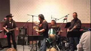 """The """"Rick Garcia Band"""" playing at KUVO"""