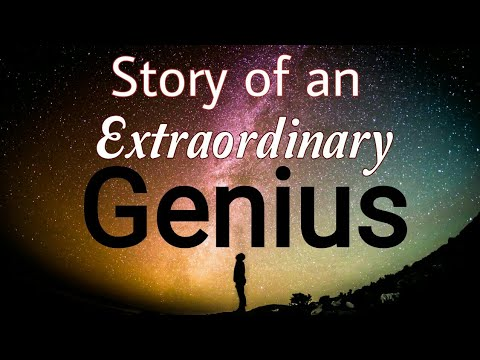 Story of an Mysterious Genius(MinutesTube)motivational/Inspirational video on a extraordinary genius