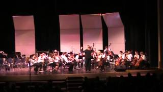 TPS Fall Festival Honors 4 strings orchestra, Ghost of John