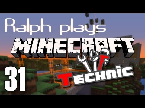 Minecraft: Geothermal Power Plant (Mr. Technic ep31)
