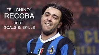 "Álvaro ""El Chino"" Recoba ● Best Goals & Skills ●  HD "