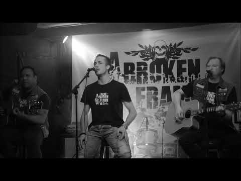 A Broken Frame Live unplugged at Copperfields 5 jan 2018 mix video
