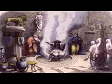 Fan of History ep 48 The Oracle of Delphi