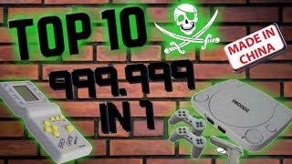 TOP 10| Consolas Piratas y Chinas!!!