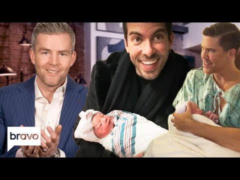 Luis Oritz Welcomes His Baby & Dad Advice From Million Dollar Listing NY | Bravo