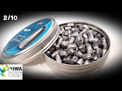 NEW H&N Sport Slugs - IWA 2019