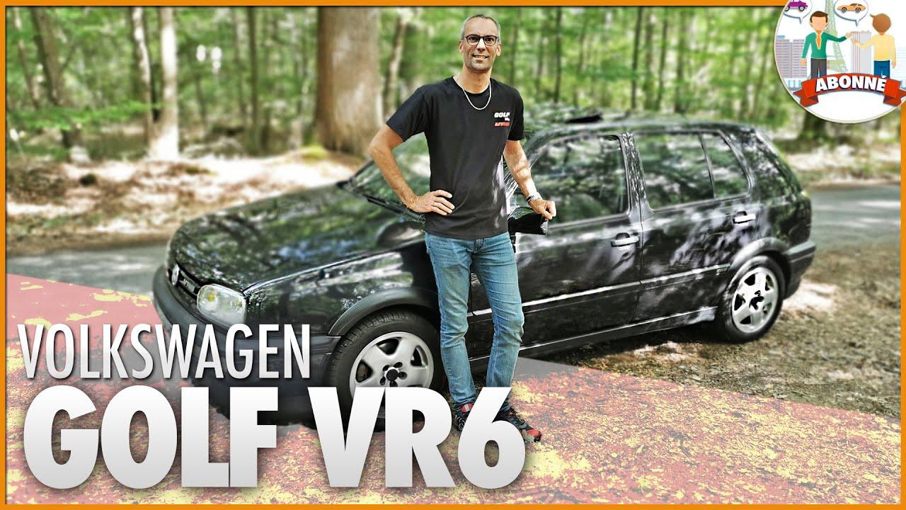 🚗 GOLF VR6 🇩🇪 MIEUX QU'UNE GTI ?