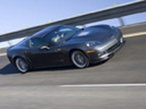 ZR1 Goes 200+ MPH! - 2009 Corvette ZR1 Top Speed Run
