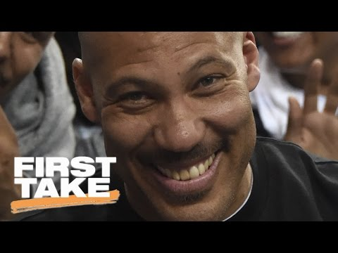 Stephen A. Smith Has Some Advice For LaVar Ball | Final Take | First Take | May 10, 2017