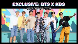 BTS Is Visiting to KBS! LIVE (With English Interpretation)
