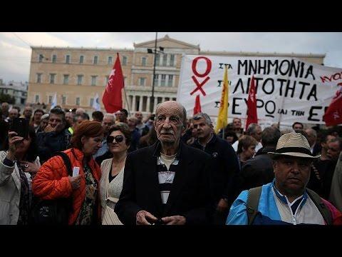New Greek austerity measures passed, but public doubts remain