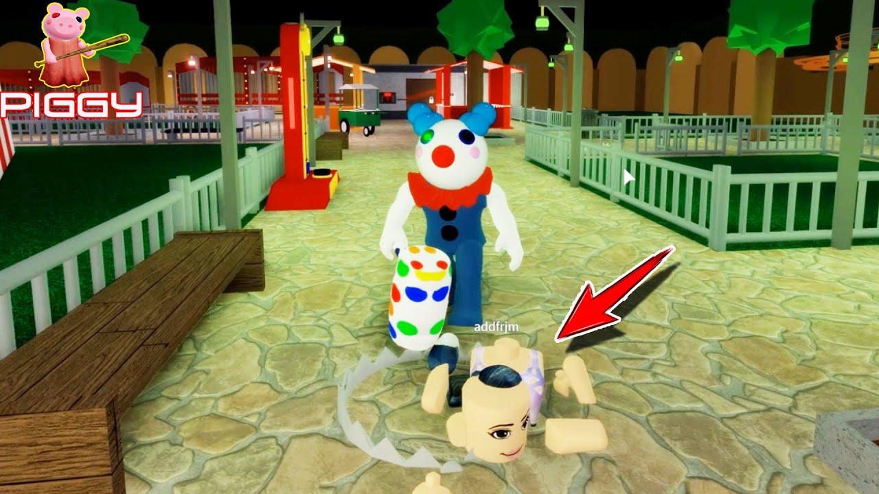 KORKUNÇ PALYAÇO OLDUK 😲 Roblox Piggy Clowny