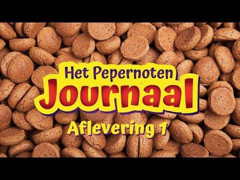Het Pepernoten Journaal 2018 aflevering 1