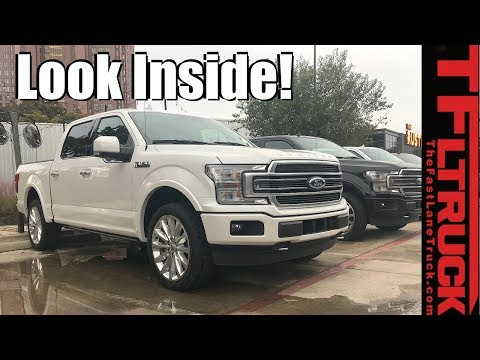 Raptor-powered  Ford F Is the Most Powerful & Most Luxurious Ever!