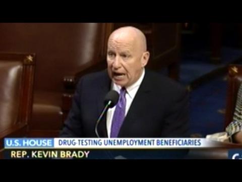 House Debates Then Passes Mandatory Drug Testing For Unemployment Recipients