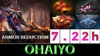 Ohaiyo [Slardar] Simply Armor Reduction All The Way ► Dota 2 7.22h
