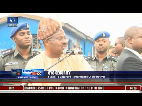 Oyo State Govt Launches New Security Trust Fund