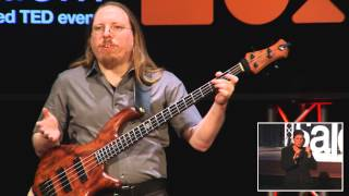 Music as a window into the Autistic mind | Jonathan Chase | TEDxSalem
