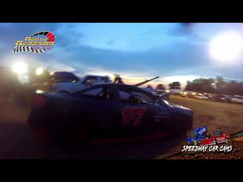 #17 Cody Wellington - Buzz - 7-14-18 North Alabama Speedway - In Car Camera